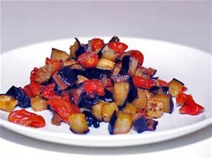eggplant grilled salad
