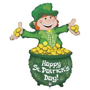 Happy St Patrick's Day !