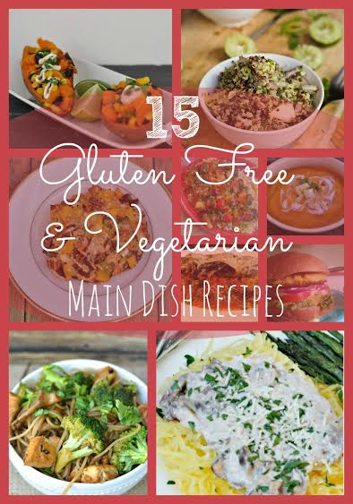 Gluten Free Vegetarian Recipes