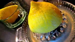 lemon juice 1