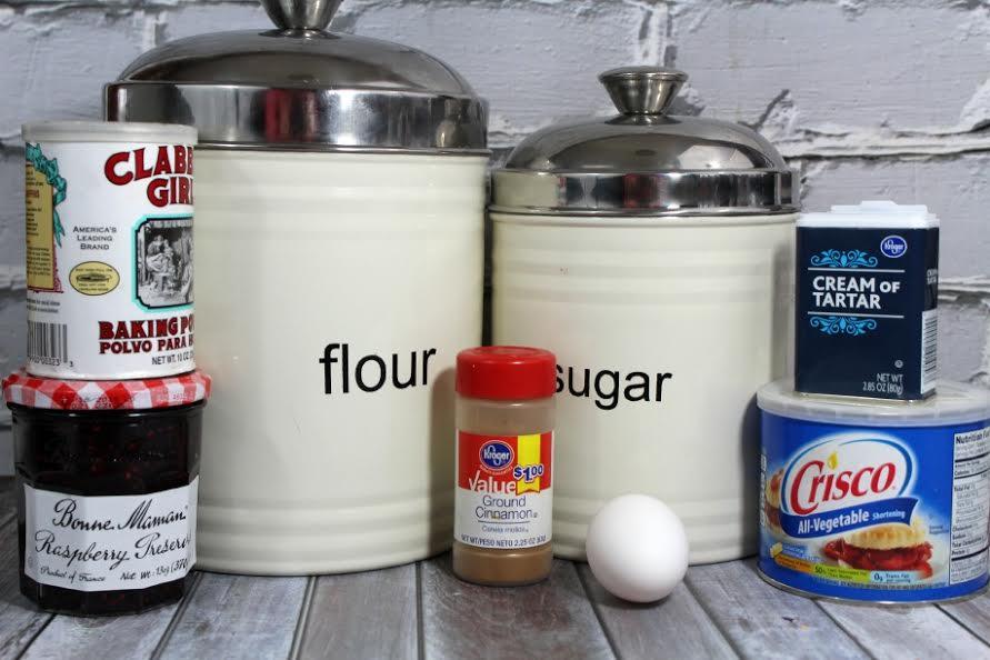 Raspberry Bar Ingredients
