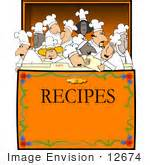 recipes clip art 1