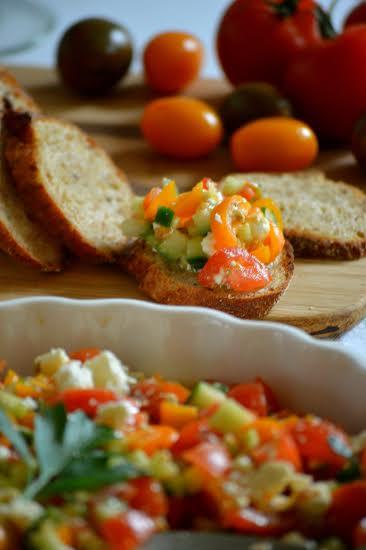 tomato feta dip 2