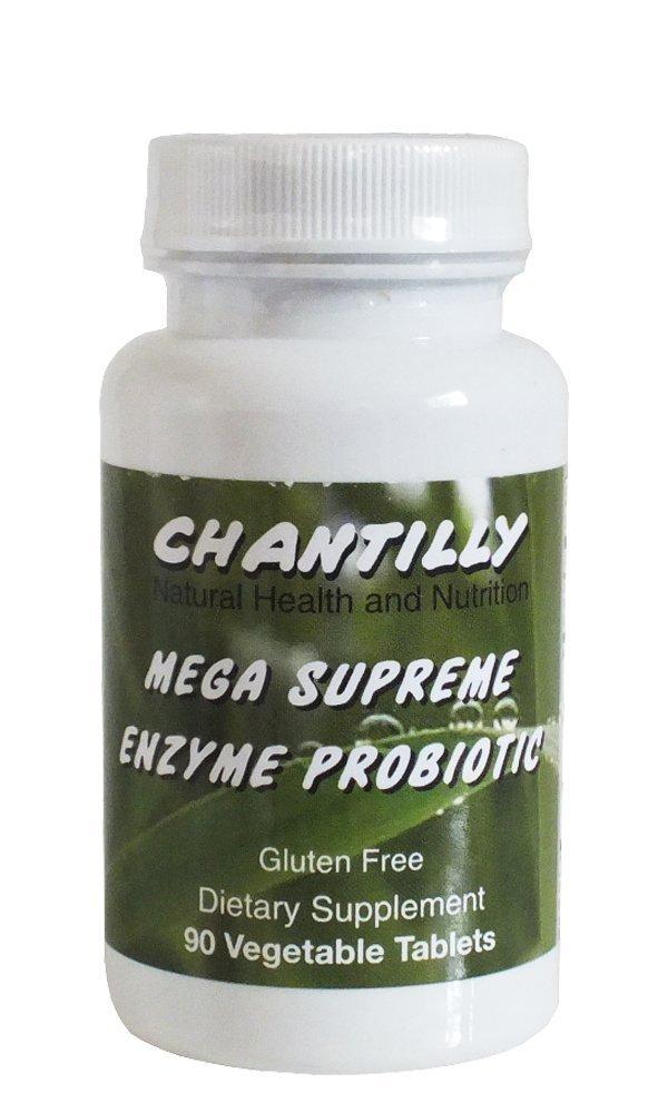 Chantilly Mega Supreme Enzyme Probiotic