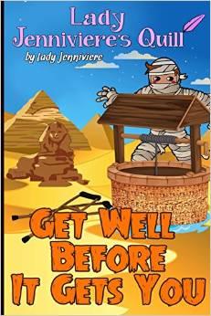 get well book