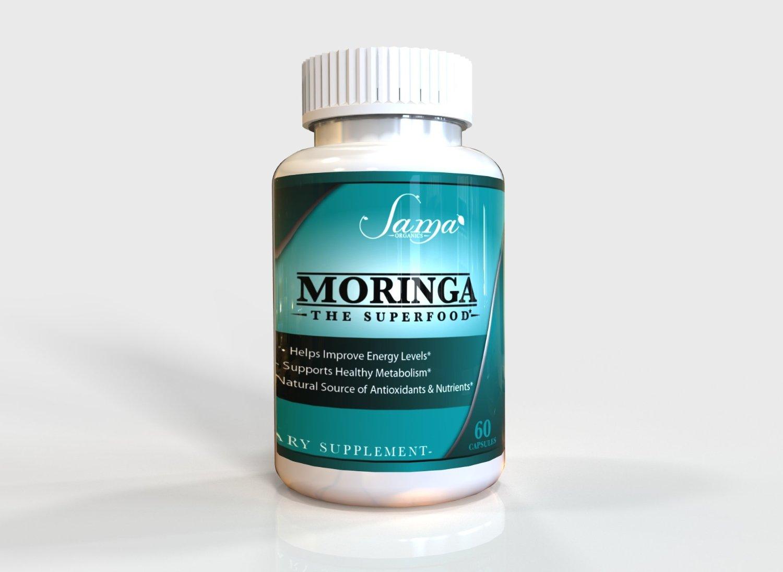 Moringa 1200 mg