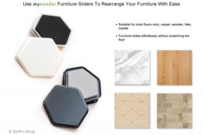 mysonder furniture sliders