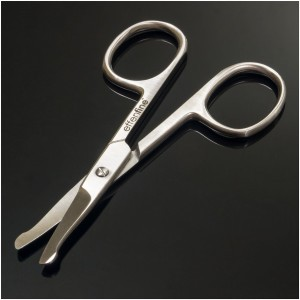 ear and nose scissors
