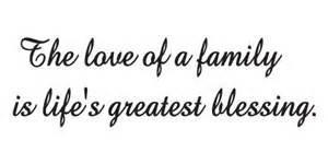 family blessing